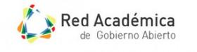 Red Académica de Gobierno Abierto
