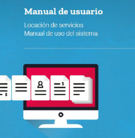Manual de uso del sistema de locación de servicios